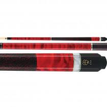 McDermott G208 G-Series Pool Cue - Red