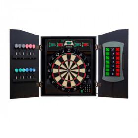 Arachnid Bullshooter CricketMaxx 5.0 E-Bristle Dartboard