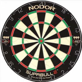 NODOR SupaBull2 Bristle Dart Board