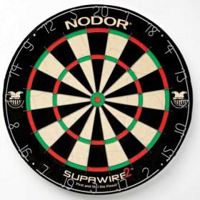 NODOR SupaWire2 Bristle Dart Board