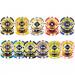 Black Diamond 14 Gram 500pc Poker Chip Set w/Hi Gloss Casel