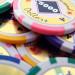 Black Diamond 14 Gram 500pc Poker Chip Set w/Mahogany Casel