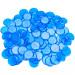 100 Pack Blue Bingo Marker Chips