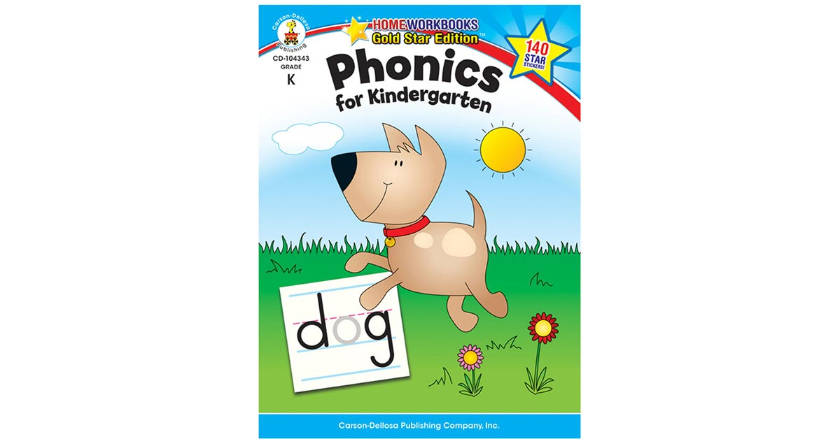 A Y further  in addition Cd additionally  on 104343 phonics for kindergarten workbook