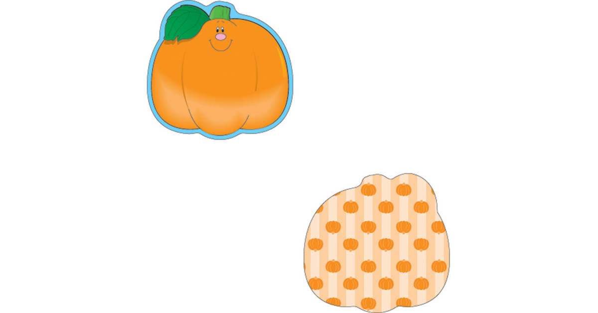 Pumpkins Mini Cut-Outs - CD-120022 | Carson Dellosa | Classroom ...