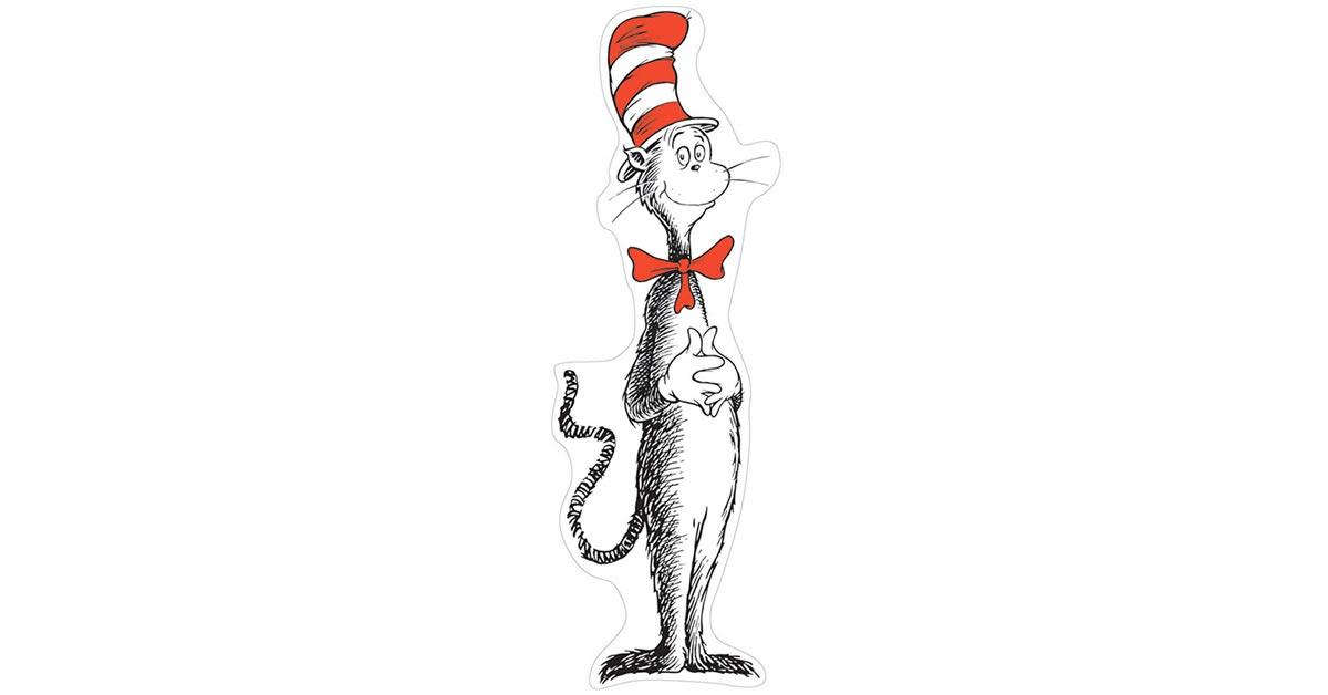 cat in the hat clip art - 840×380