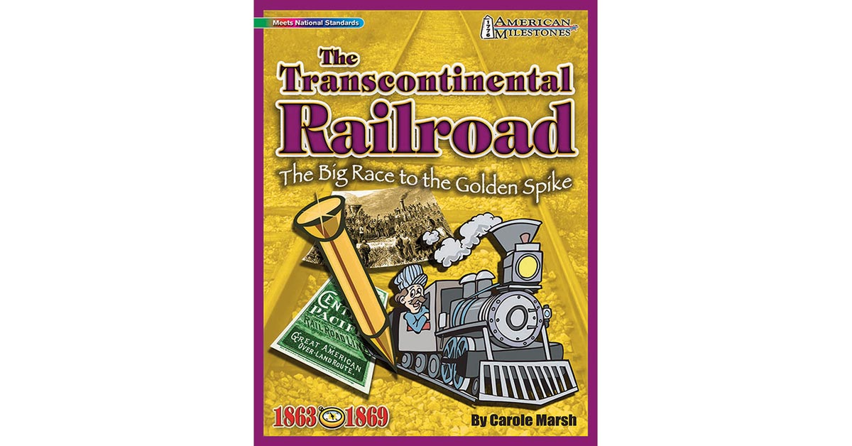 Music Classroom Decorations ~ American milestones the transcontinental railroad