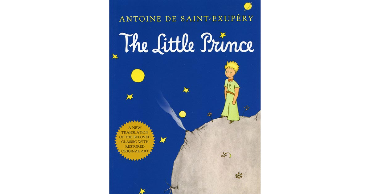 a visionary heart in antoinne de saint exuperys story the little prince Order your the little prince, saint exupery's visionary heart paper at affordable prices with livepaperhelpcom a visionary heart  in the story, the little prince, the author, antoinne de saint-exupery, is the narrator who is ostensibly recounting what occurred when his plane put down in the sahara desert, six years earlier, due to engine trouble.