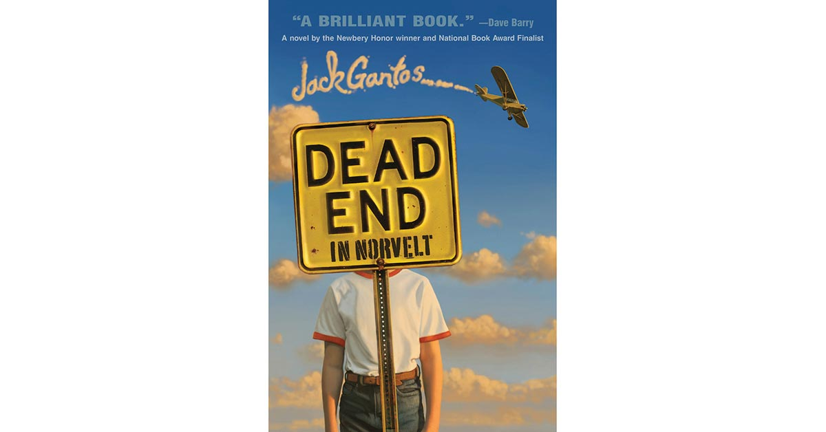 Book trailer dead end in norvelt