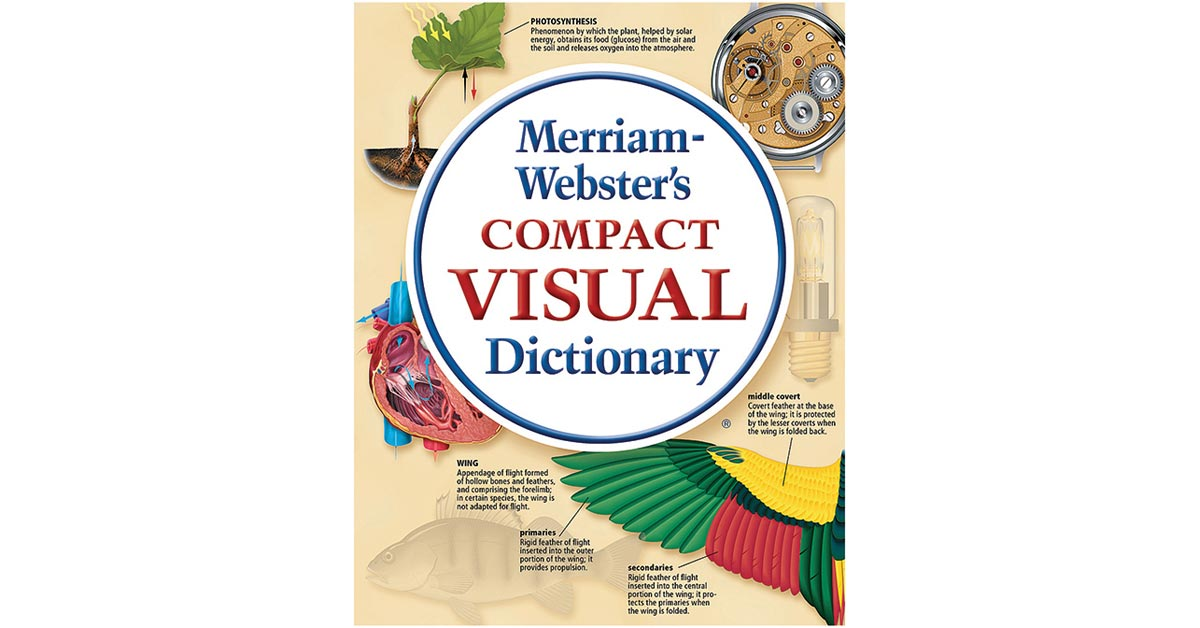 Mw Merriam Websters Compact Visual Dictionary
