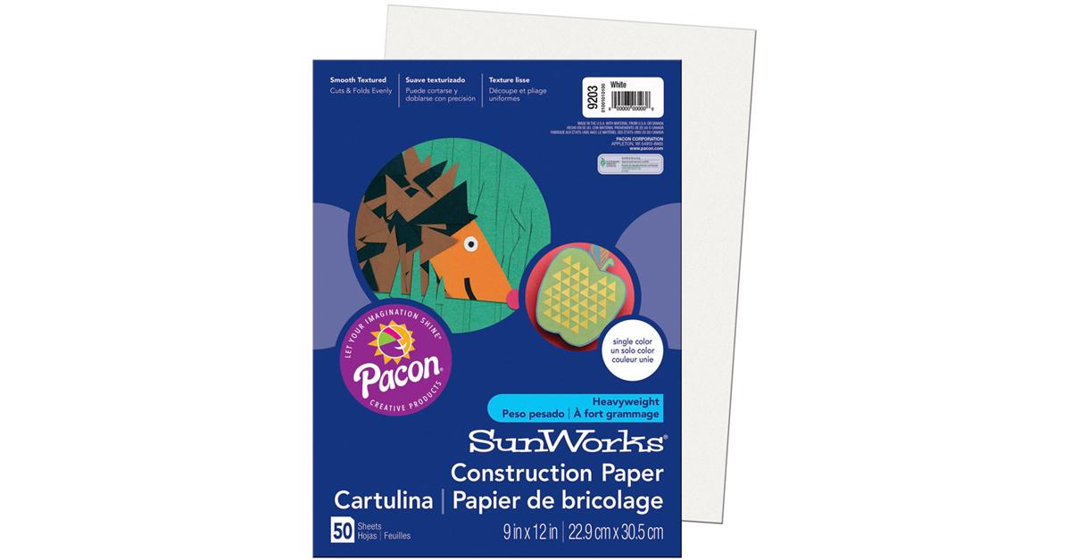 PAC9203 Sunworks Construction Paper Pacon.9203