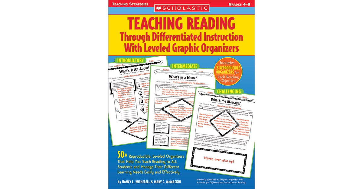 Teaching Reading Through Differentiated Instruction With Sc