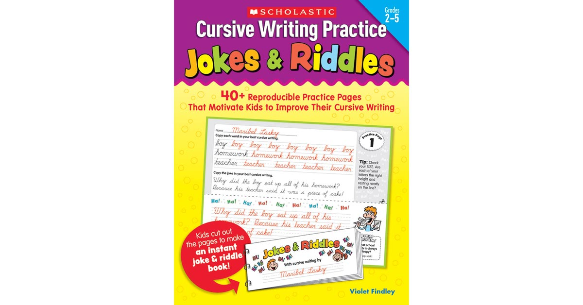 cursive writing practice book The paperback of the how to tutor cursive writing practice book by barbara j simkus at barnes & noble free shipping on $25 or more.