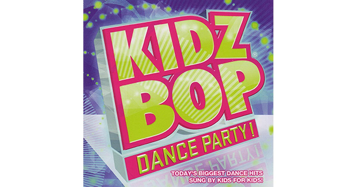 Kidz Bop Party Decorations