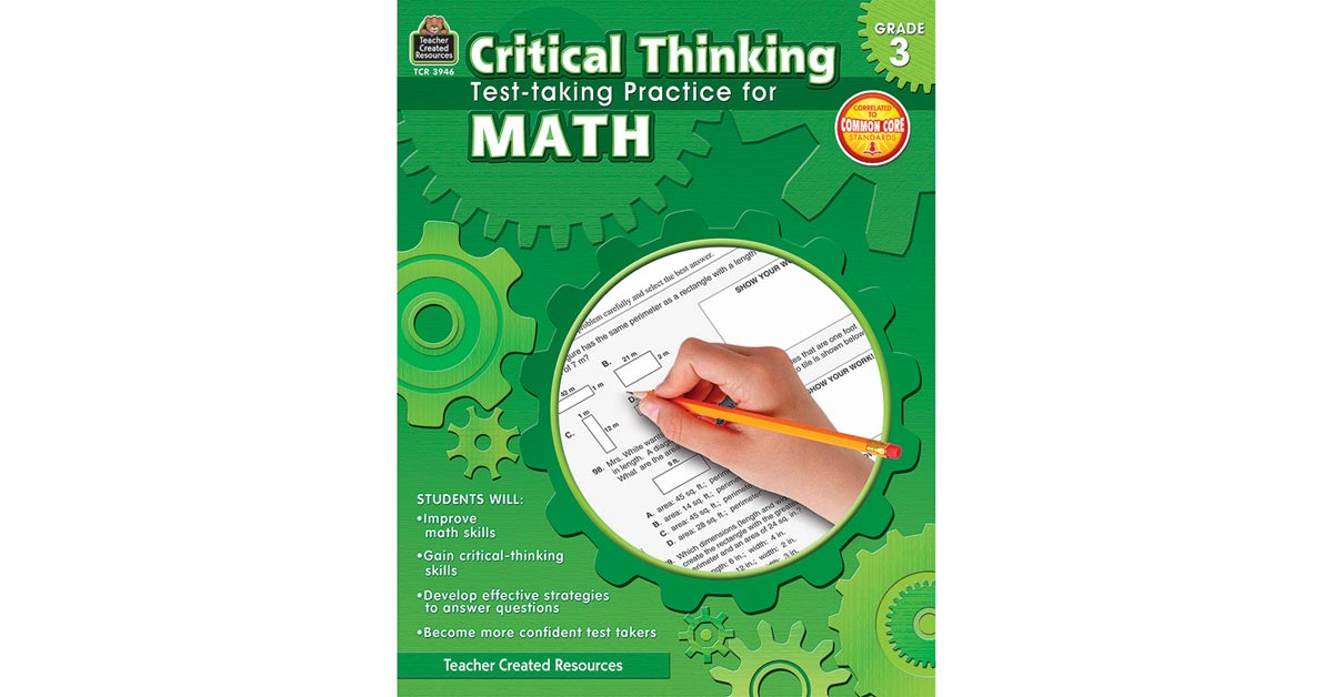 Critical thinking test practice