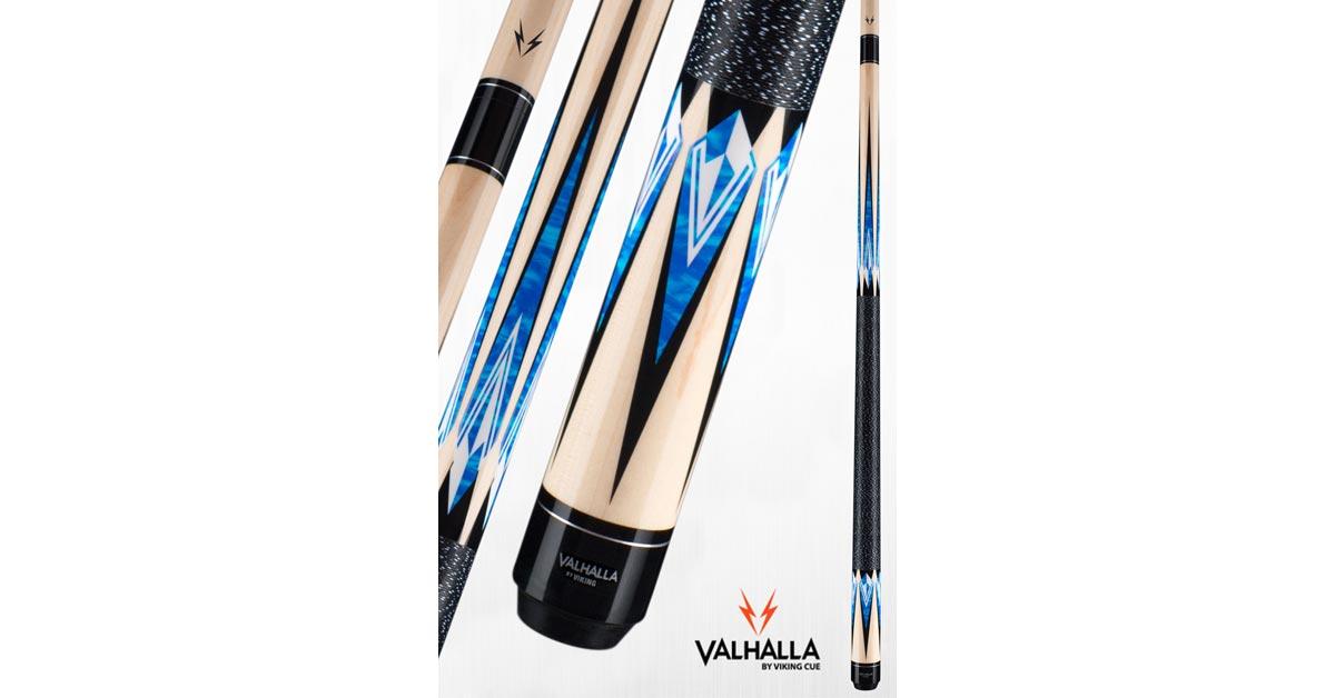 Valhalla By Viking Va471 Blue Pool Cue Stick