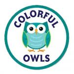 Colorful Owls Classroom Decor Theme