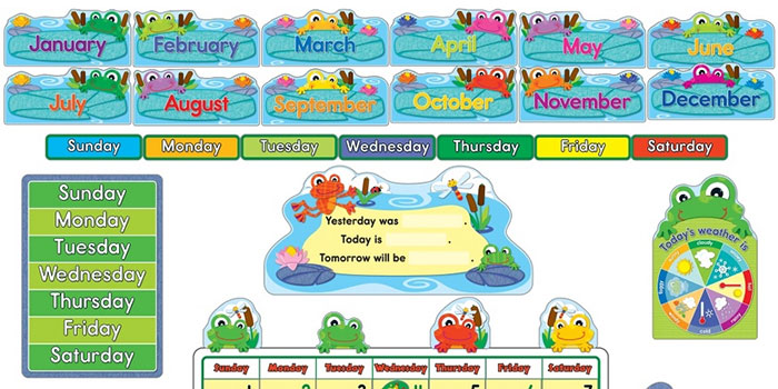 FUNky Frogs Classroom Collection