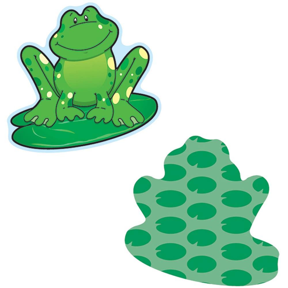 Details about frogs mini cutouts carson dellosa cd 120014