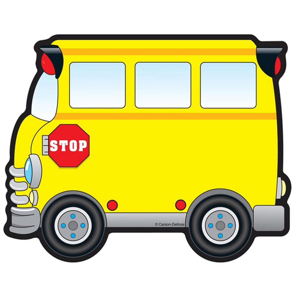 school buses cut outs carson dellosa cd 5526 9781604183566 ebay rh ebay com Carson-Dellosa Swimming Clip Art From Carson-Dellosa School Clip Art