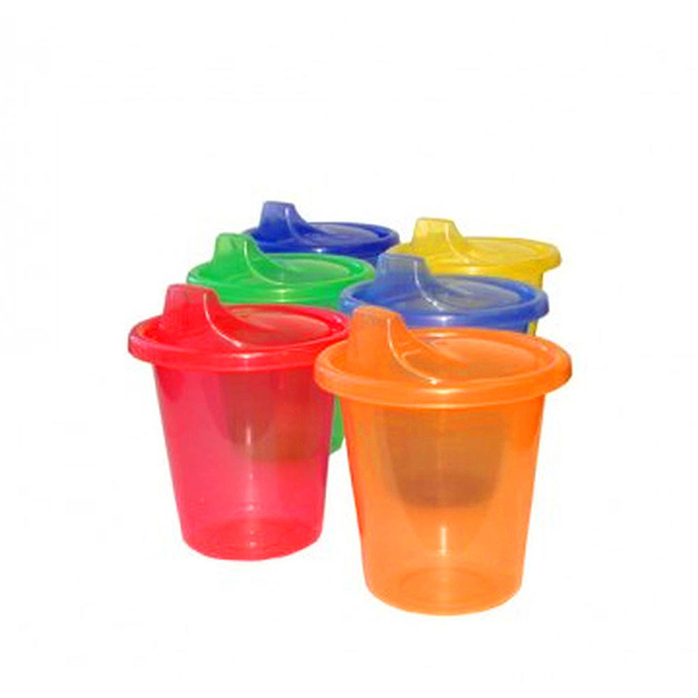 Dreambaby Re-Use Snack Cups Pack of 6