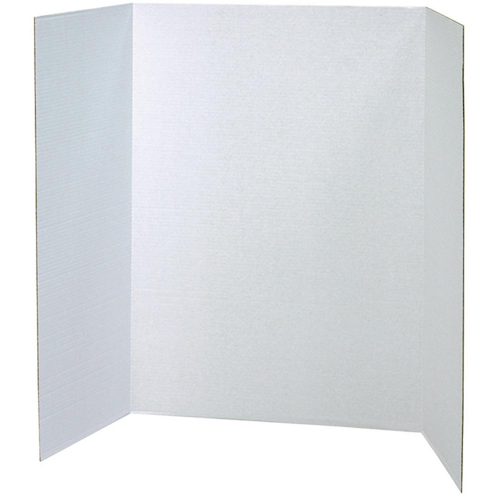 Extra large white poster board