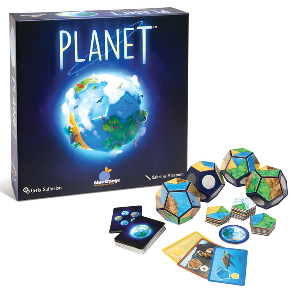 Planet Game - BOG07700 | Blue Orange Usa | Science