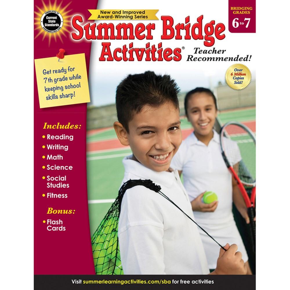 CD-704702 - Summer Bridge Activities Gr 6-7 in Skill Builders