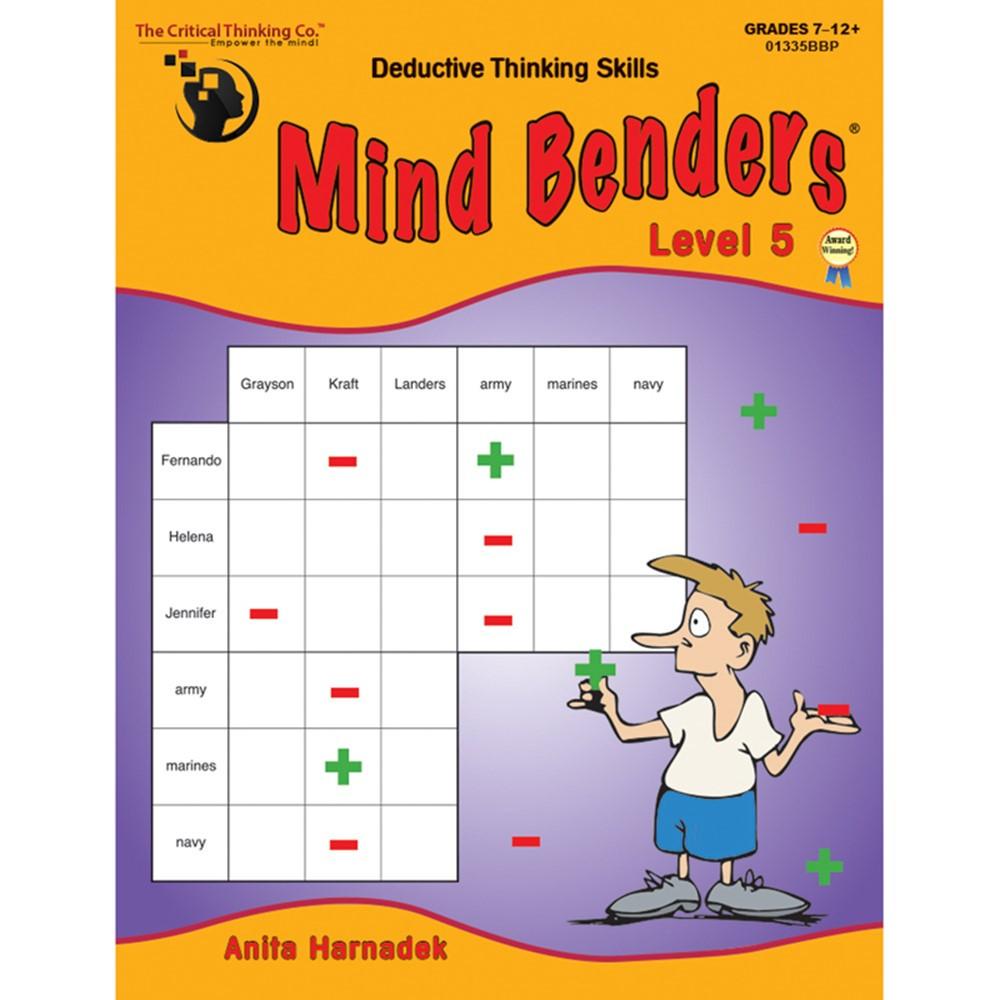 CTB01335BBP - Mind Benders Book 5 in Books