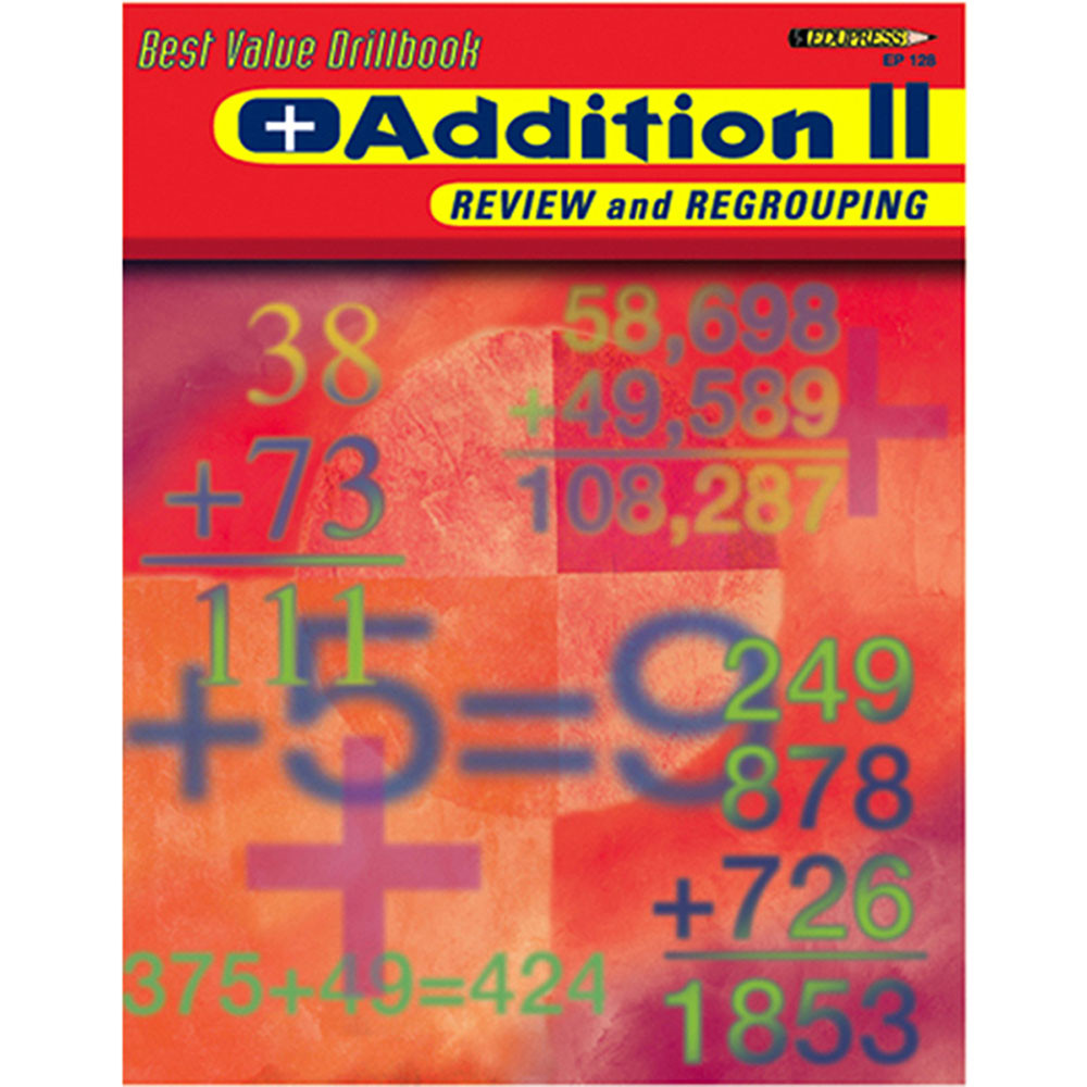 EP-128 - Addition 2 Review & Regrouping in Addition & Subtraction