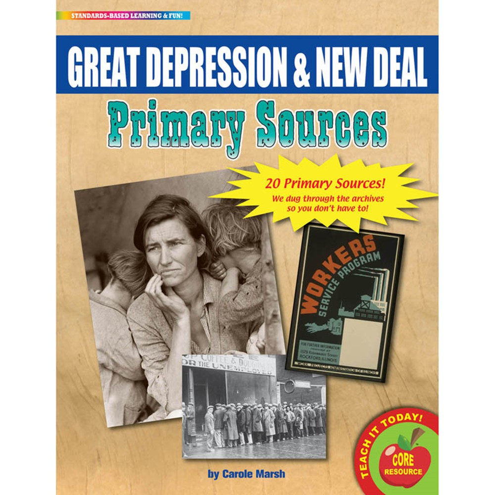 new deal and great depression essay