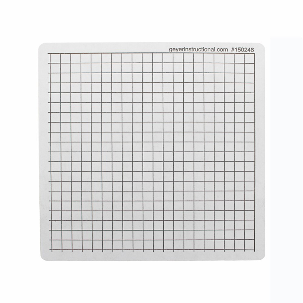 Graphing Stickers, 1st Quadrant, 500 Stickers - GYR150247 | Geyer Instructional Products | Stickers