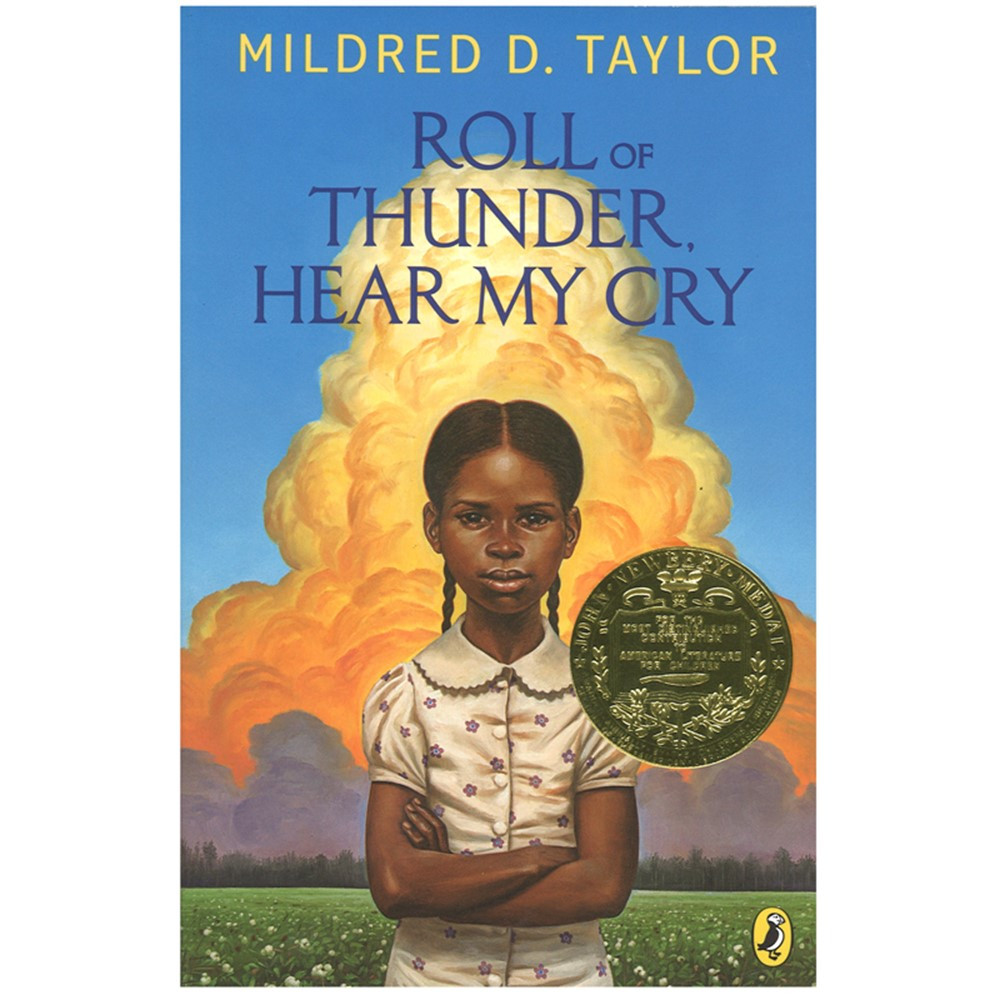 an analysis of the characters of roll of thunder hear my cry Roll of thunder hear my cry by mildred d taylor is a stirring middle grade novel about a black, southern family during the great depression.