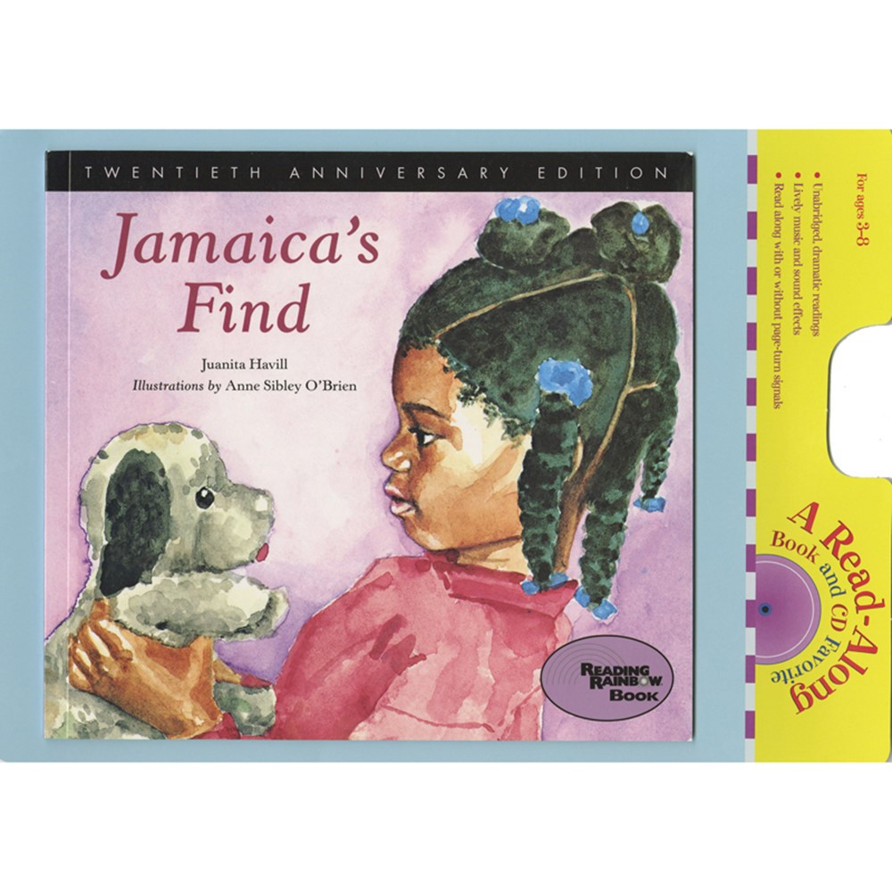 ISBN9780547119618 - Carry Along Book & Cd Jamaicas Find in Books W/cd