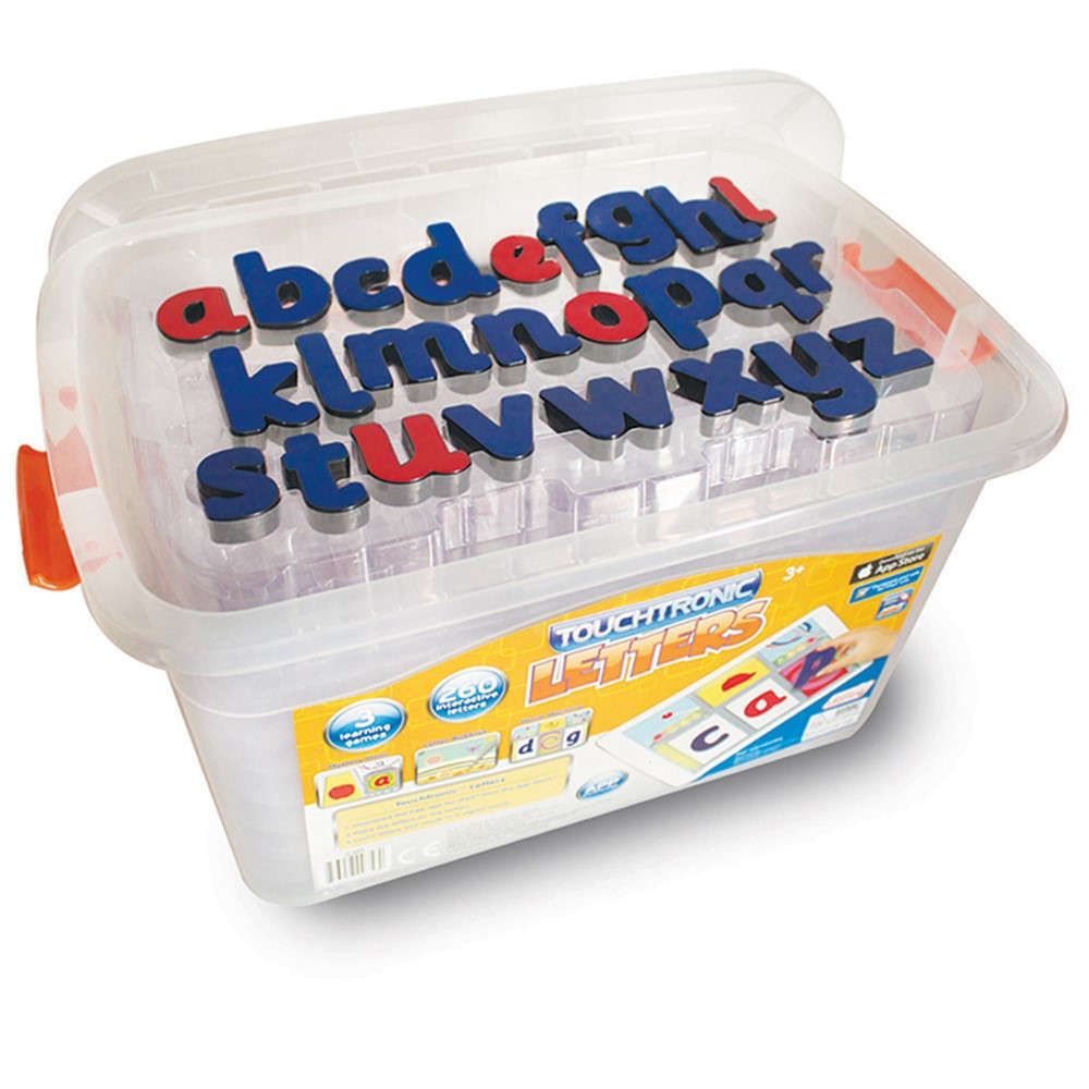 JRL301 - Touchtronic Letters Classroom Kit in Language Arts