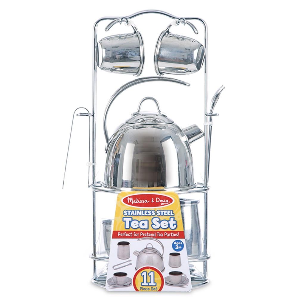 LCI4251 - Metal Tea Set 11 Pcs in Homemaking