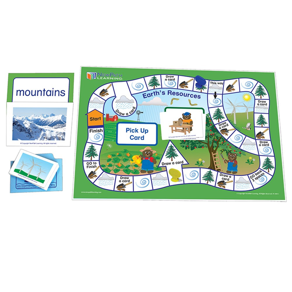 NP-240023 - Learning Center Game Our Earth Science Readiness in Science
