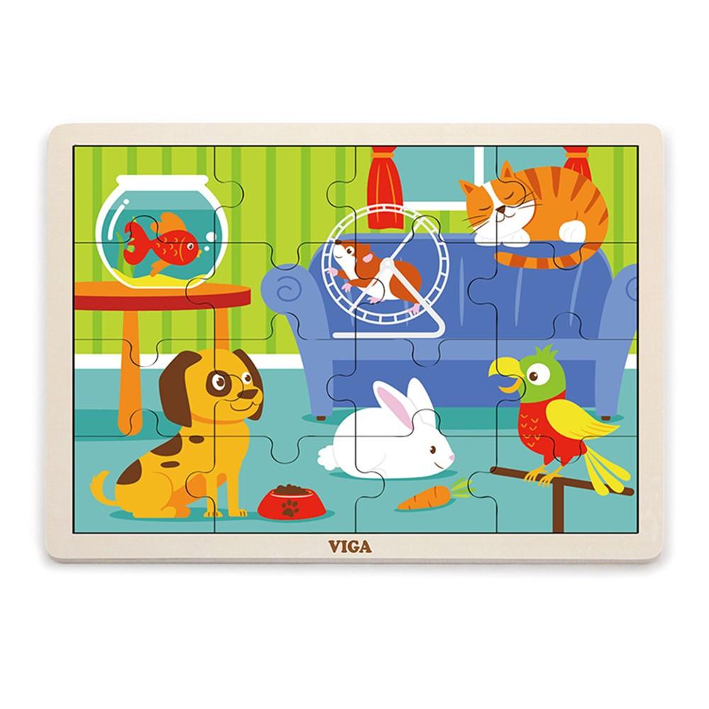 OTC51453 - Pets Classic Puzzle in Puzzles