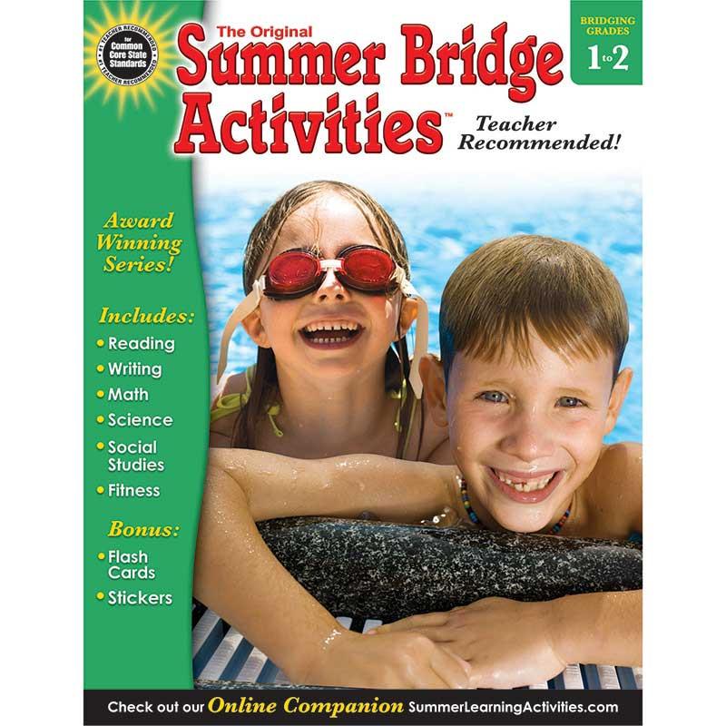 RB-904157 - Summer Bridge Activities Book Gr 1-2 in Skill Builders