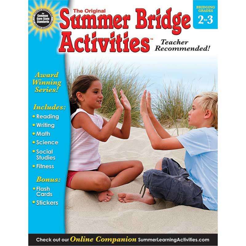 RB-904158 - Summer Bridge Activities Book Gr 2-3 in Skill Builders