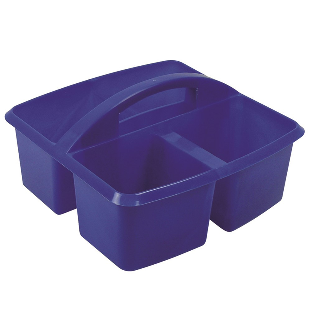 ROM25904 - Small Utility Caddy Blue in Storage Containers