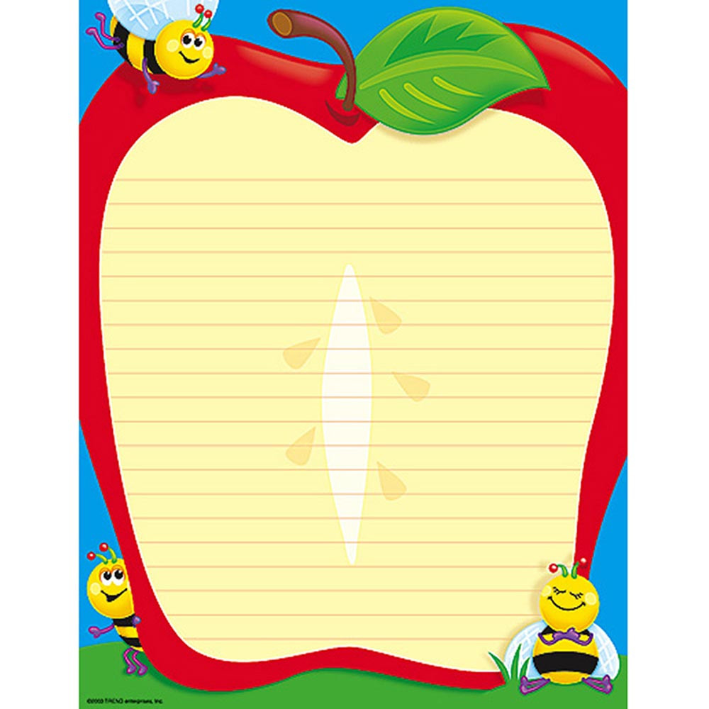 T-38106 - Chart Apple in Classroom Theme
