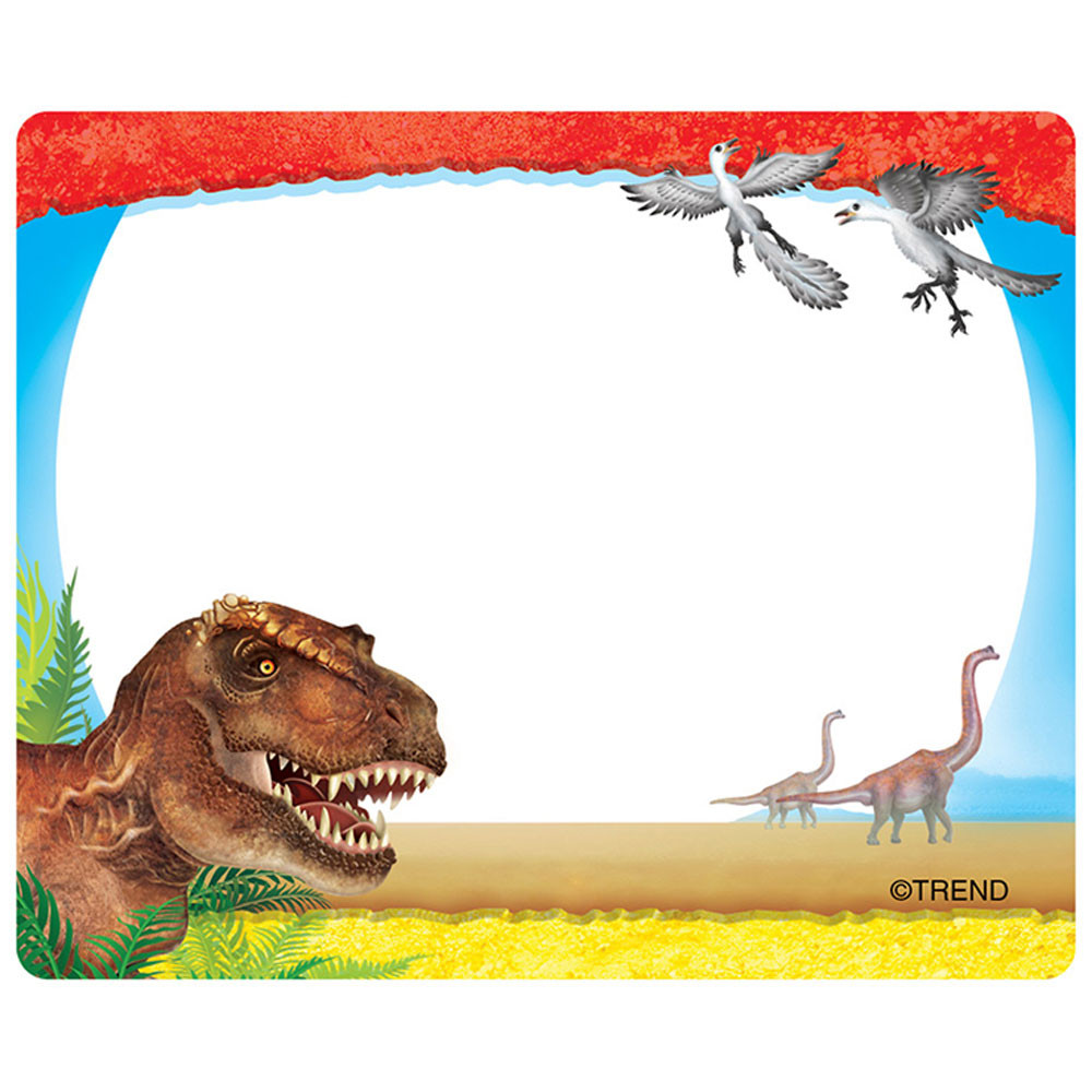 discovering dinosaurs terrific labels t 68085 trend enterprises