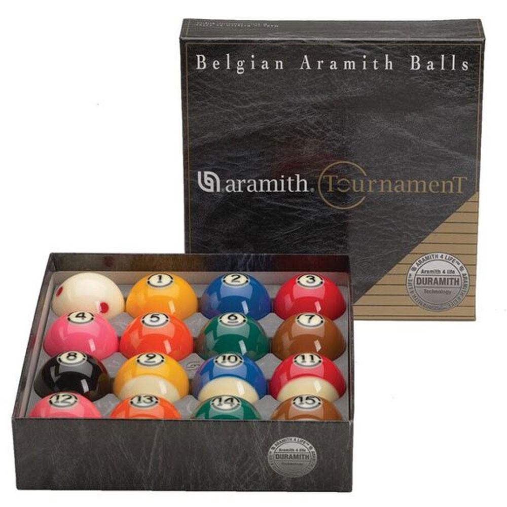 Aramith Tournament Pro Cup TV Billiard Ball Set