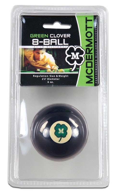 McDermott Green Clover 8-Ball