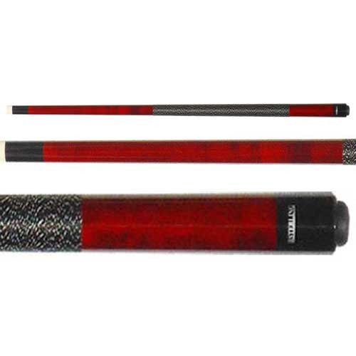 Sterling Red Discount Pool Cue