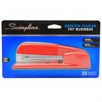 ACC74736E - Swingline 747 Stapler Red Rio in Staplers & Accessories