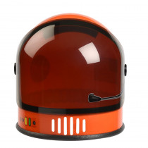 AEAASOHELMET - Orange Nasa Youth Astronaut Helmet in Role Play