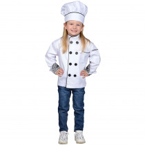 AEACJCSMALL - Chef Jacket & Hat in Role Play