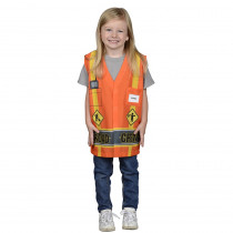 AEATRDC - My 1St Career Gear Road Crew Top One Size Fits Most Ages 3-6 in Role Play